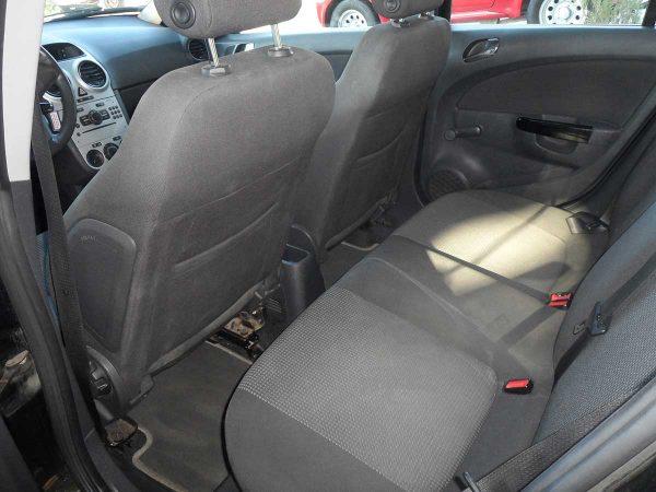 Opel Corsa 1.4 , First car rental Corfu Ermones
