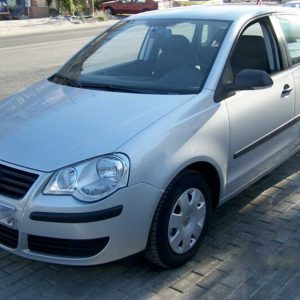VW Polo , First car rental Corfu Ermones