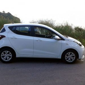 Hyundai i10 NEW, 1car rental Corfu Ermones